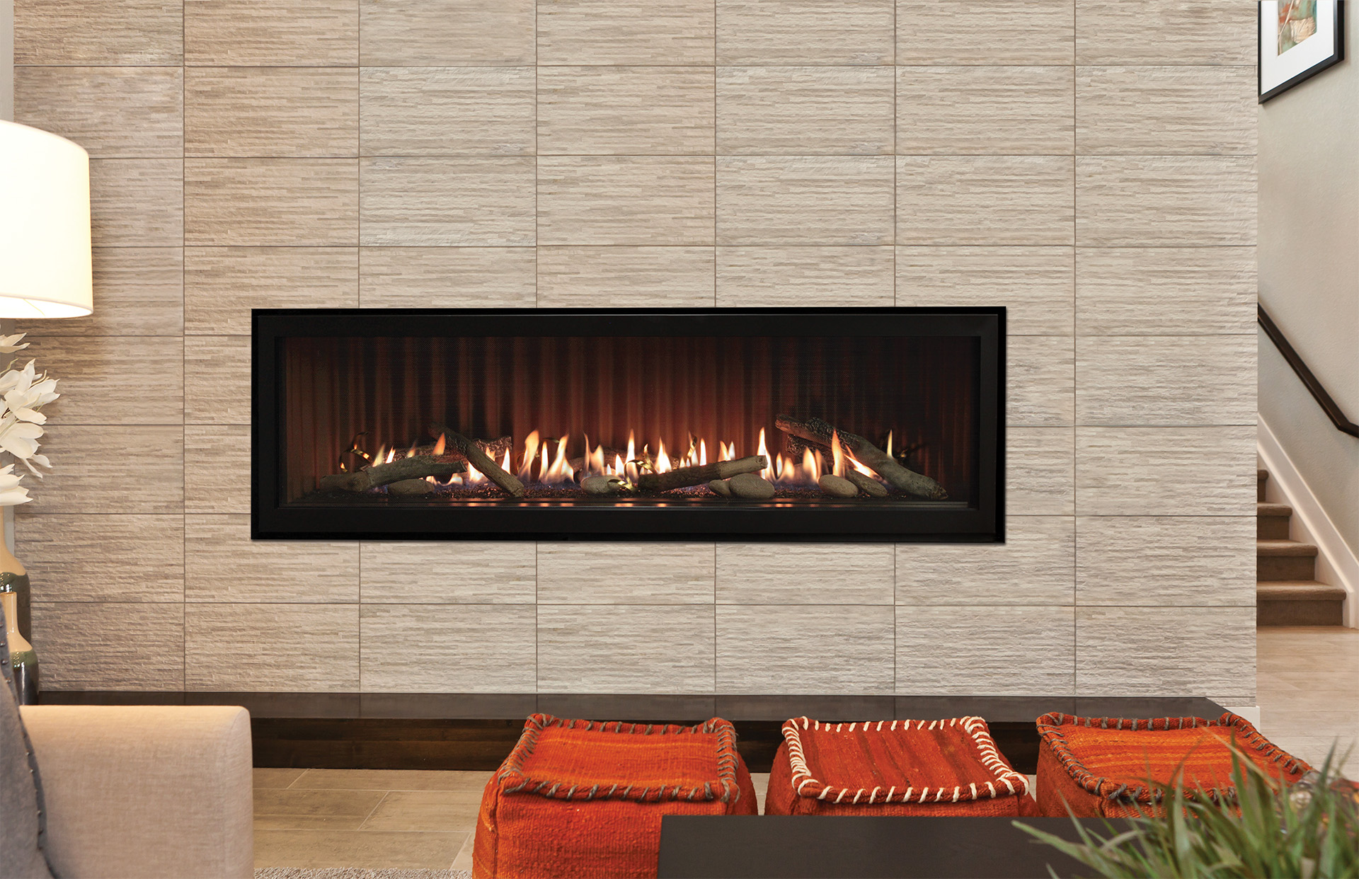 Design Linear Fireplace boulevard fireplaces linear direct vent white mountain hearth at a full five feet wide 60 inch fireplace provides the perfect scale for todays large spaces from spa
