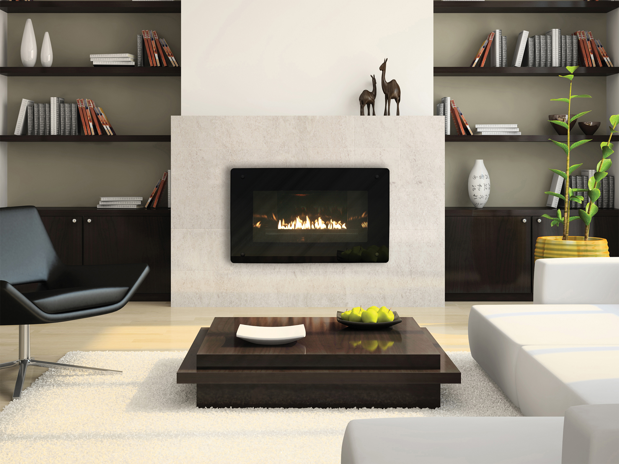 Loft Fireplaces Vent Free White Mountain Hearth