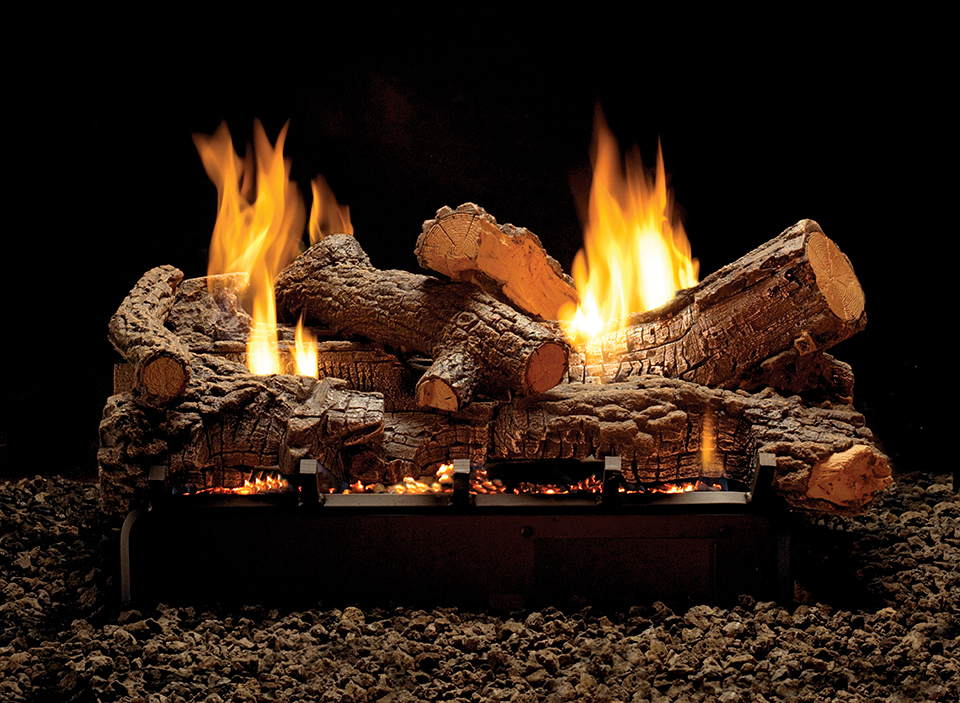 Gas Fireplace Logs Ventless Part - 50: Log Set 1 Front-017298 ...