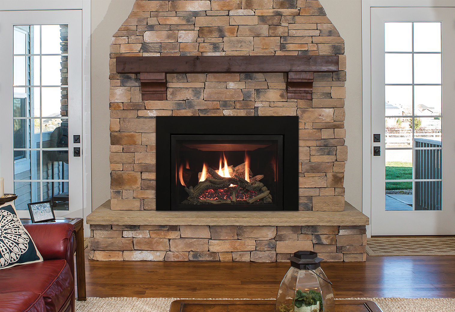 Traditional Inserts (Direct-Vent) - White Mountain Hearth