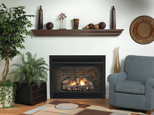 B-Vent Fireplaces - White Mountain Hearth