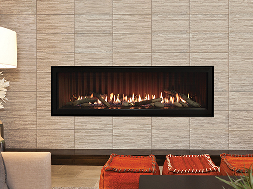 White Mountain Hearth manufactures Direct-Vent