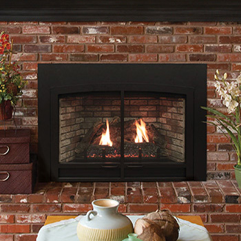 Direct Vent White Mountain Hearth